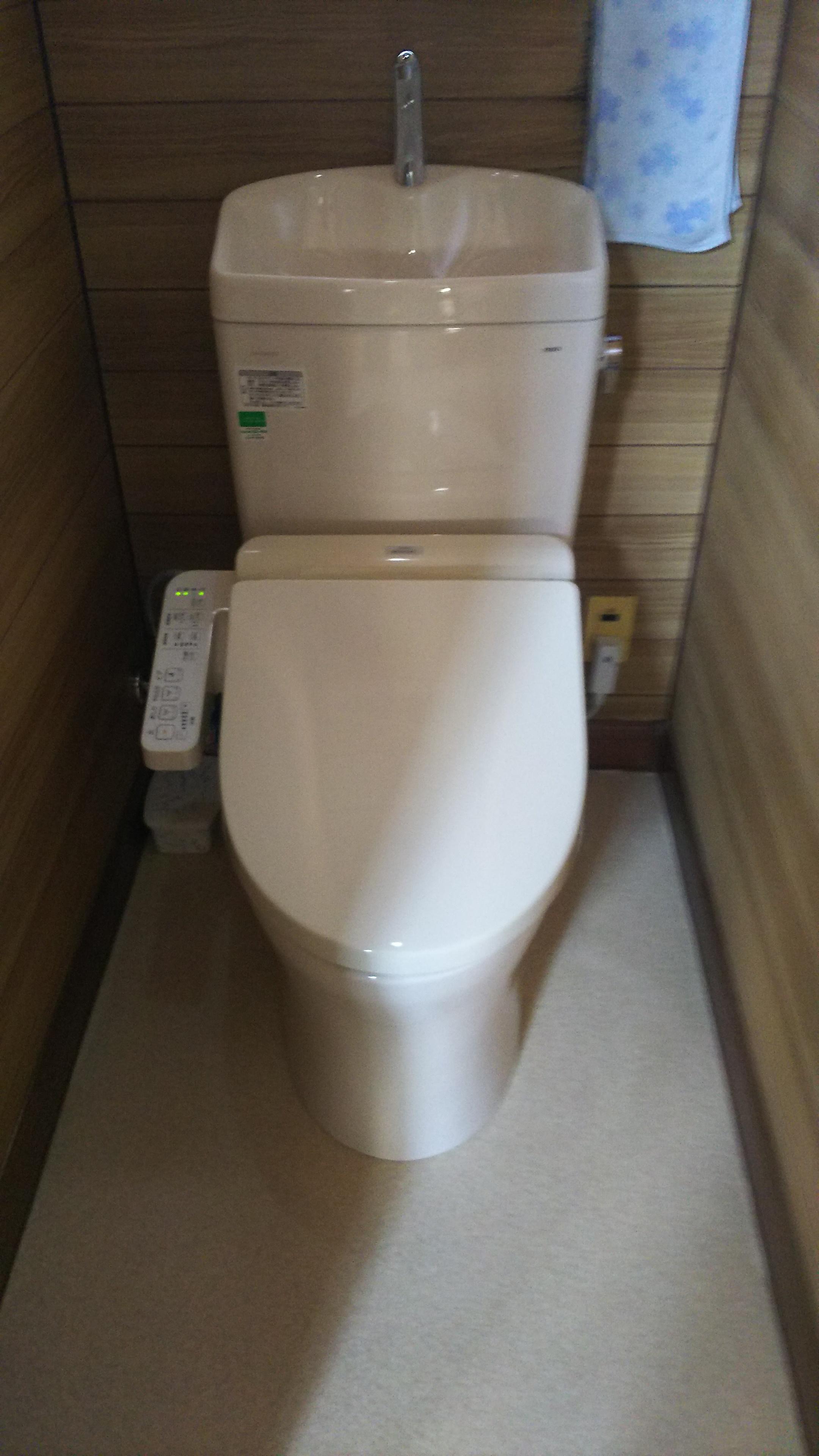 20190221_006 トイレ交換 千葉県松戸市:施工実績