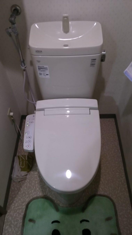 20190304_021 トイレ交換 北海道札幌市白石区:施工実績