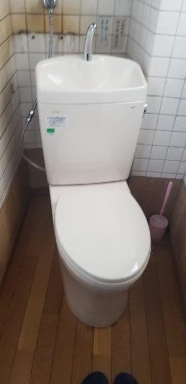 20190318_026 トイレ交換 東京都大田区:施工実績