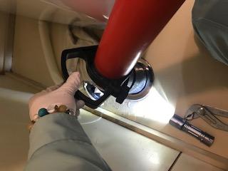 20190415_033 洗濯排水修理 福岡県嘉麻市:施工実績