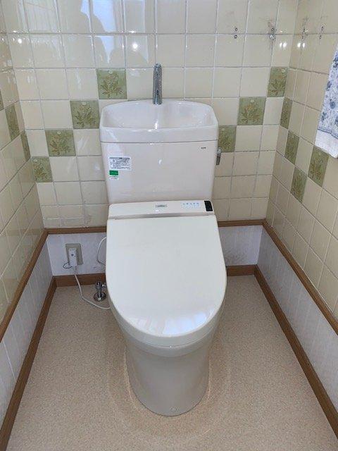 20190416_004 トイレ交換 千葉県千葉市若葉区:施工実績