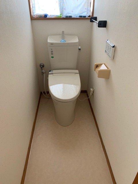 20190418_003 トイレ交換 石川県金沢市:施工実績