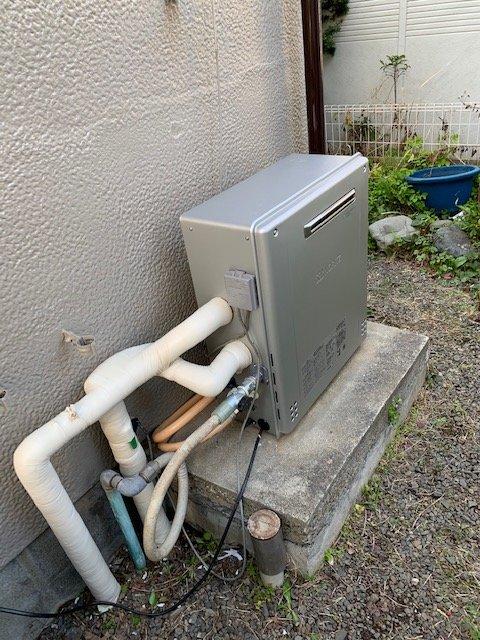 20190429_092 給湯器交換 千葉県印旛郡栄町:施工実績