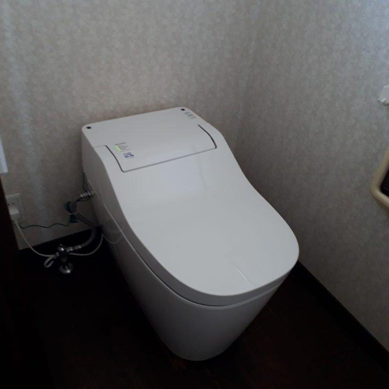 20190503_003 トイレ交換 静岡県藤枝市:施工実績