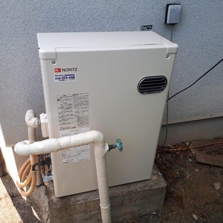 20190527_014 給湯器交換 静岡県伊豆の国市:施工実績