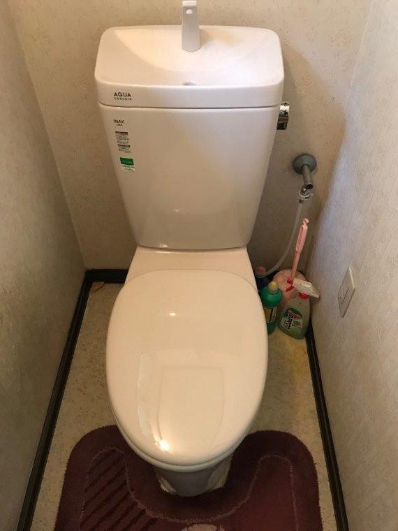 20190528_009 トイレ交換 兵庫県神戸市垂水区:施工実績