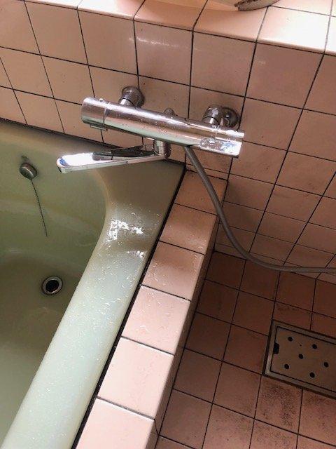 20190528_012 浴室蛇口交換 静岡県榛原郡:施工実績