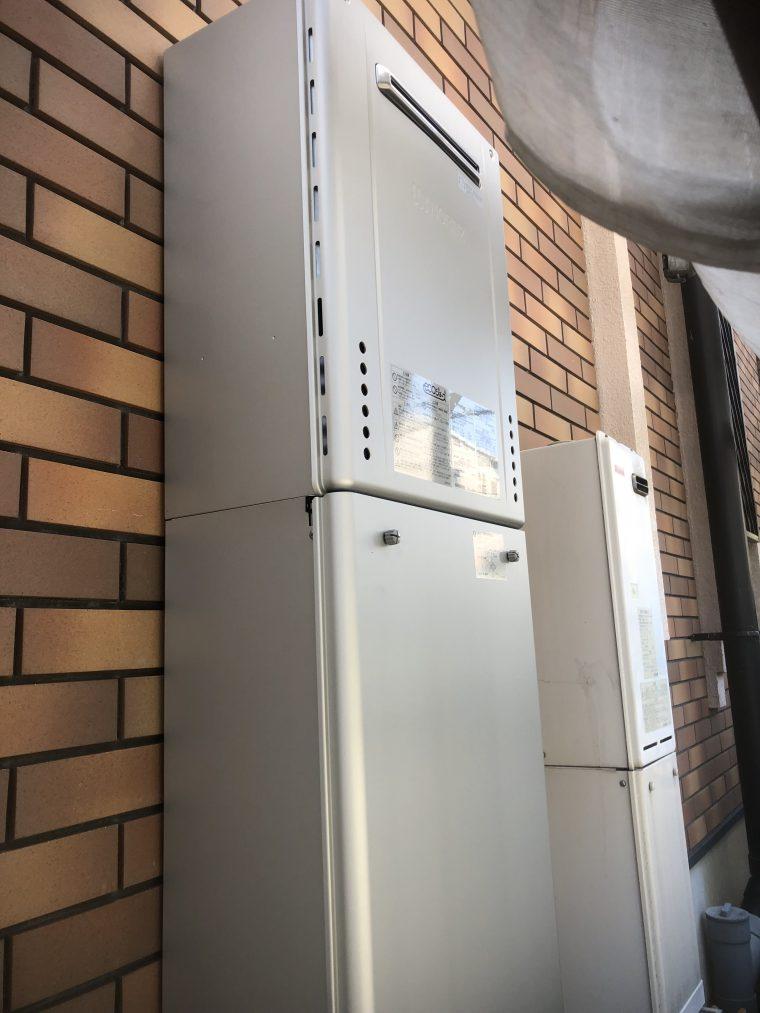 20190527_034 給湯器交換 千葉県柏市:施工実績