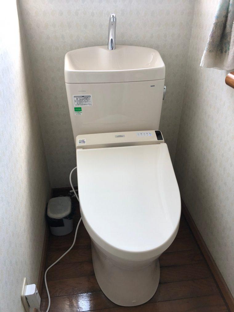 20190603_032 トイレ交換 埼玉県さいたま市岩槻区:施工実績