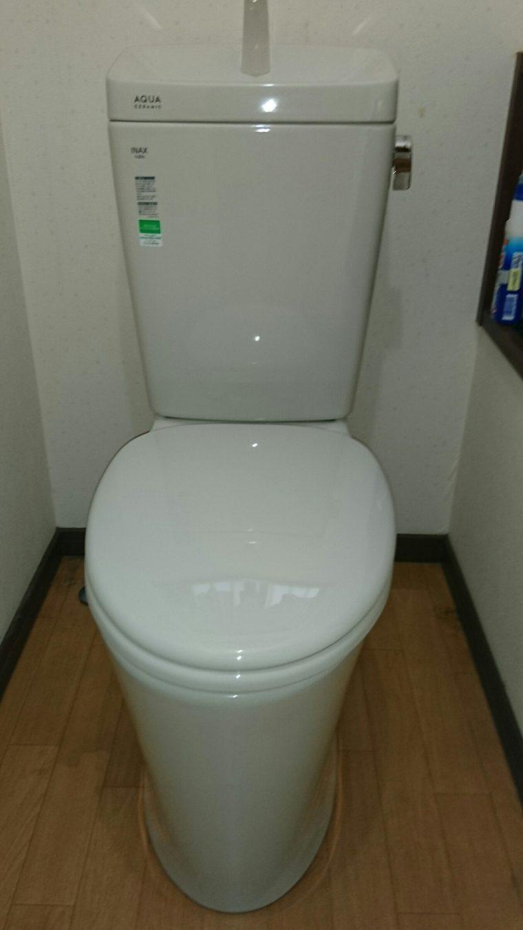 20190603_050 トイレ交換 大阪府泉南郡熊取町:施工実績