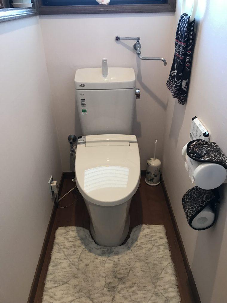 20190603_060 トイレ交換 福岡県福岡市中央区:施工実績