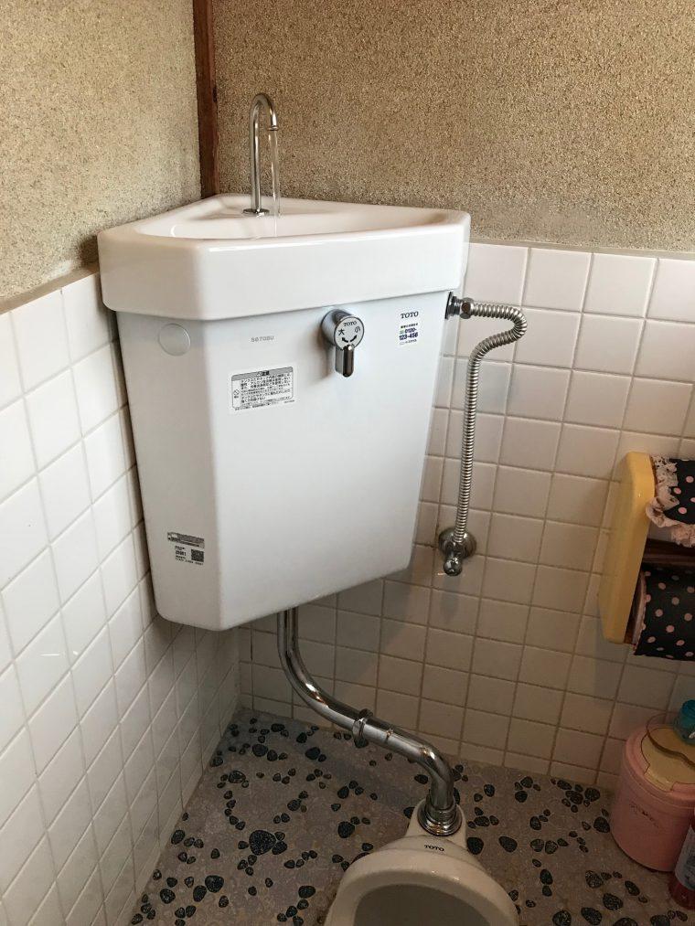 20190610_047 トイレタンク交換 福岡県福岡市早良区:施工実績