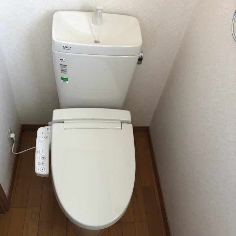 20190610_049 便器交換 三重県鈴鹿市:施工実績